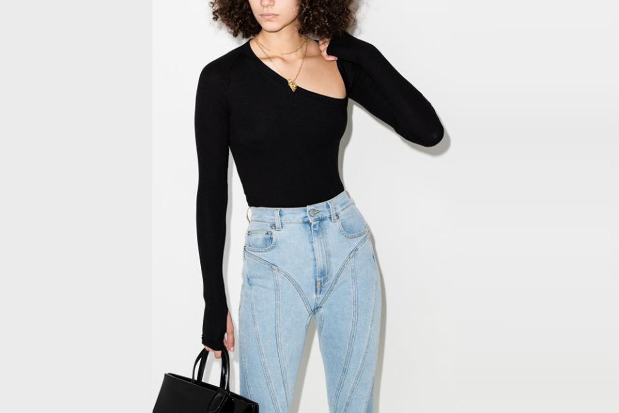 best asymmetrical tops fashion trend 2020 instagram