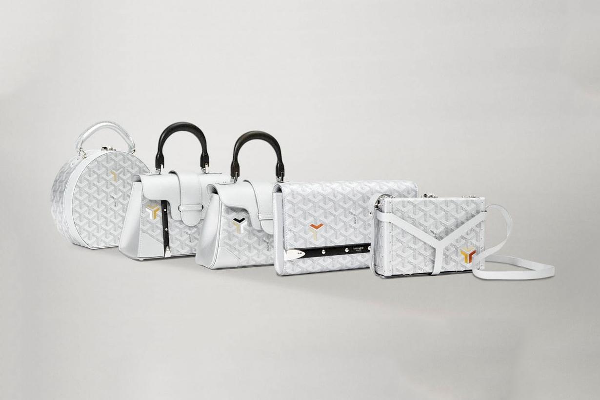 goyard silver limited edition 2020 hidden Y color 26 combination