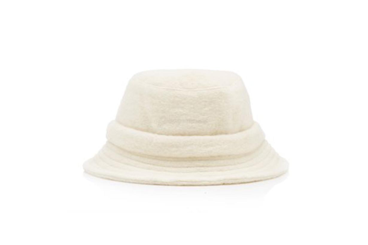 Jacquemus Le Bob Gadjo Wool-Blend Bucket Hat