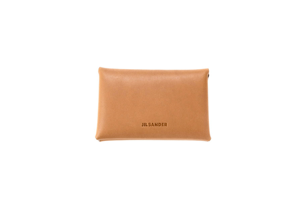jil sander tangle origami limited wallet coin purse japan 2020 2021