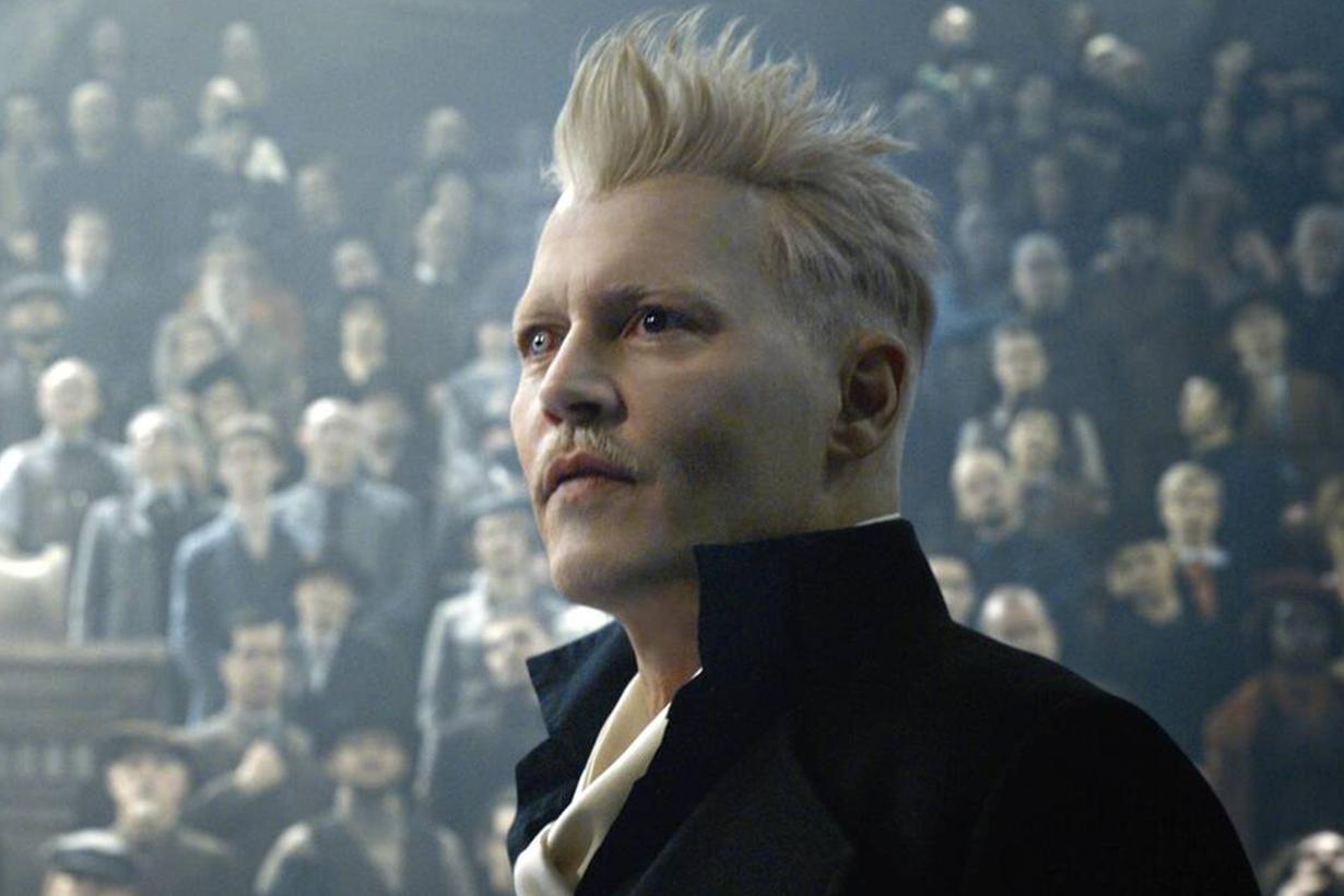 Warner bros mads mikkelsen Johnny Depp replacement fantastic beasts