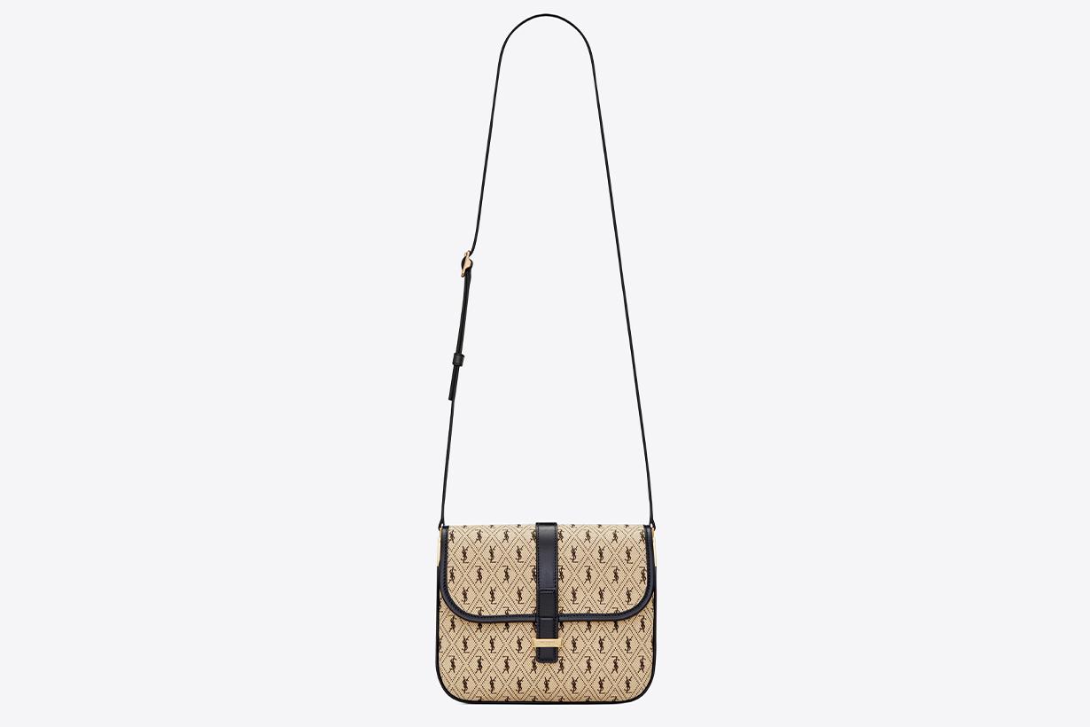 Saint Laurent Monogram All Over Bag