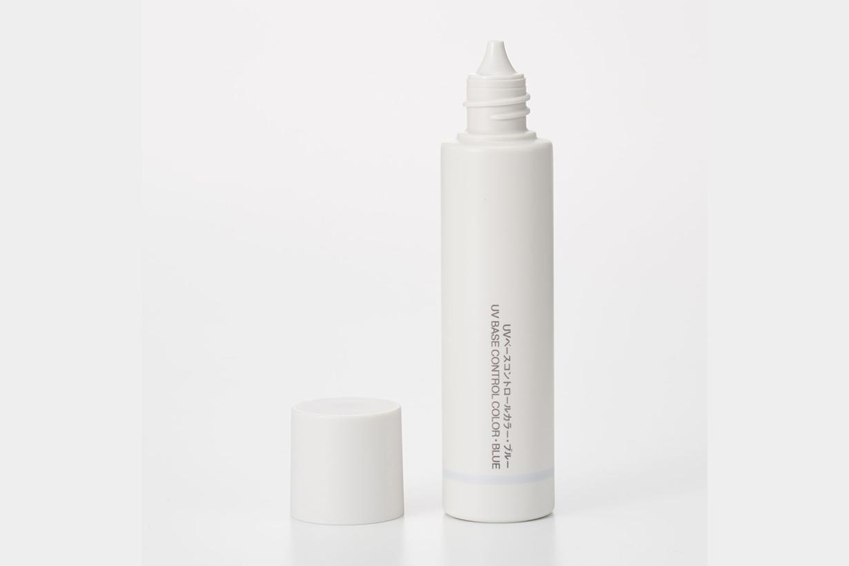 Muji Japan UV Base Control Color Blue Base Blue Primer Japanese Best Sellers Japanese Cosmetics Makeup