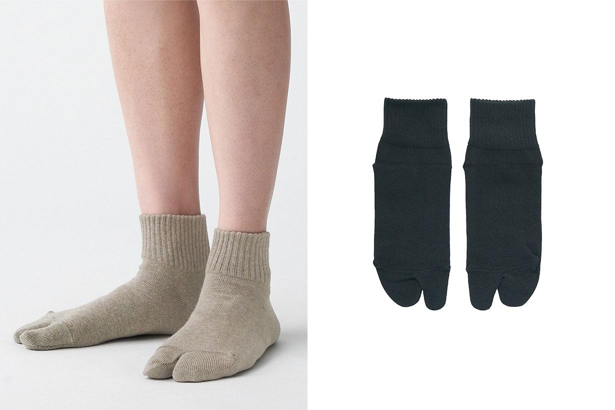 Tabi Socks