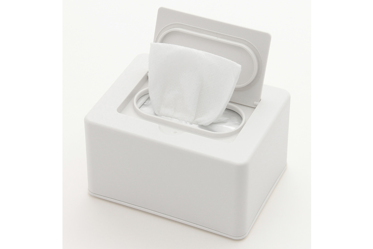 muji Wet tissue box for mask