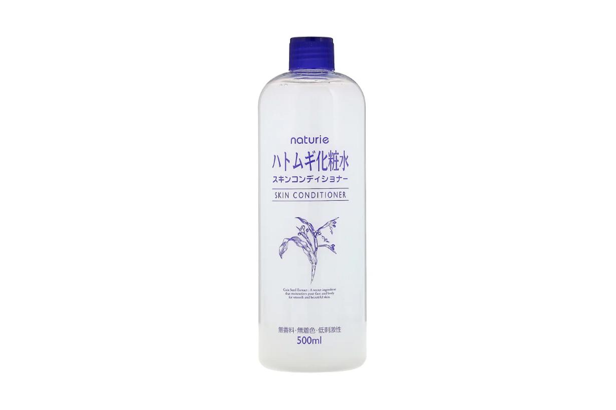 Naturie I-mju  Hatomugi Skin Conditioner Toner Japanese Skincare Japanese Girls Favourite