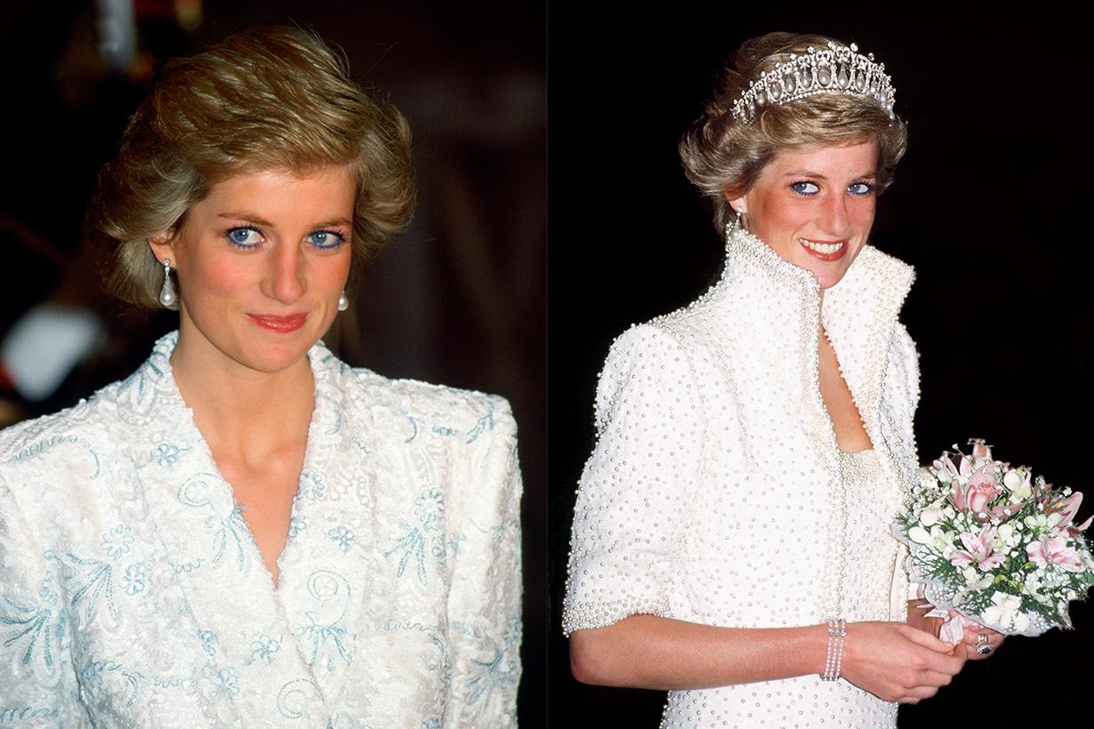 Netflix Crown Season 4 Princess Diana Lady Diana Blue Eyeliner Makeup Trends 2020 Emma Corrin British Royal family