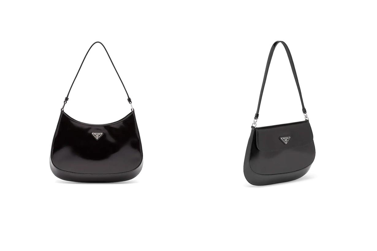 prada cleo it bag holiday 2020 new handbags