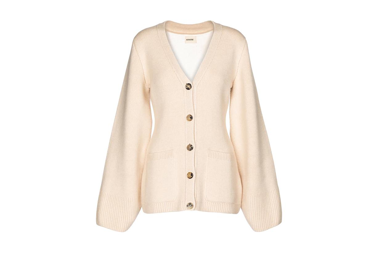 Khaite xMytheresa knit bralettes tulle dresses online shopping