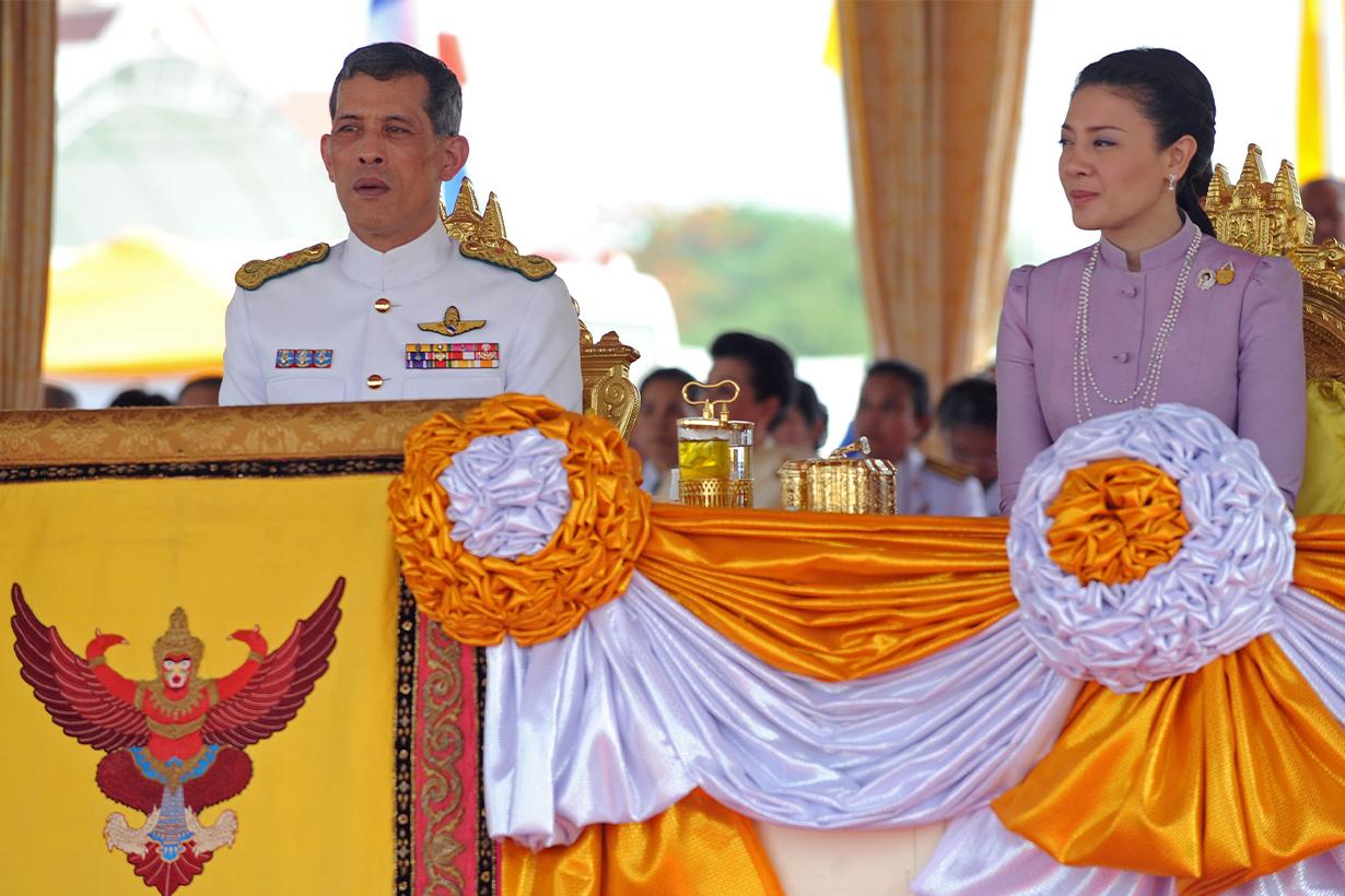 Maha Vajiralongkorn Srirasmi Suwadee Thai Royal Family Dipangkorn Rasmijoti Soamsawali Kitiyakara Sujarinee Vivacharawongs Royal Marriage Divorce