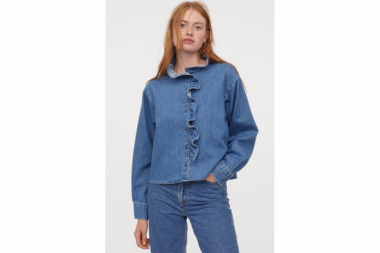 zara mango H&M expensive looking fast fashion 2020 fw