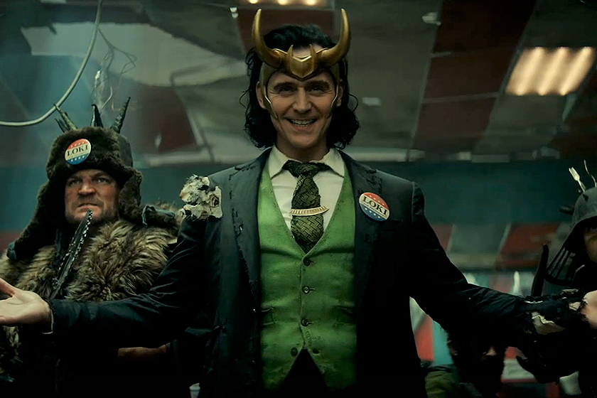 Tom Hiddleston Loki Drama Marvel New trailer