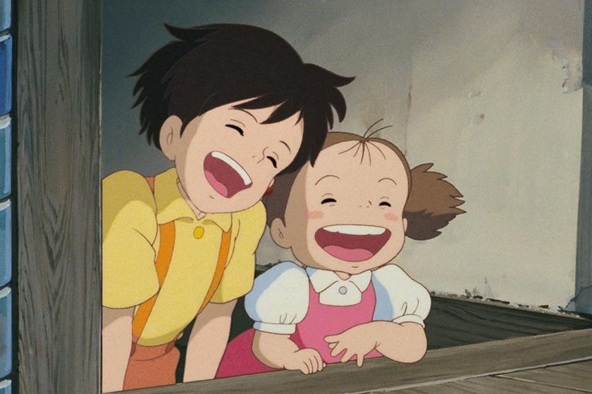 Studio Ghibli My Neighbor Totoro Back in theaters Taiwan