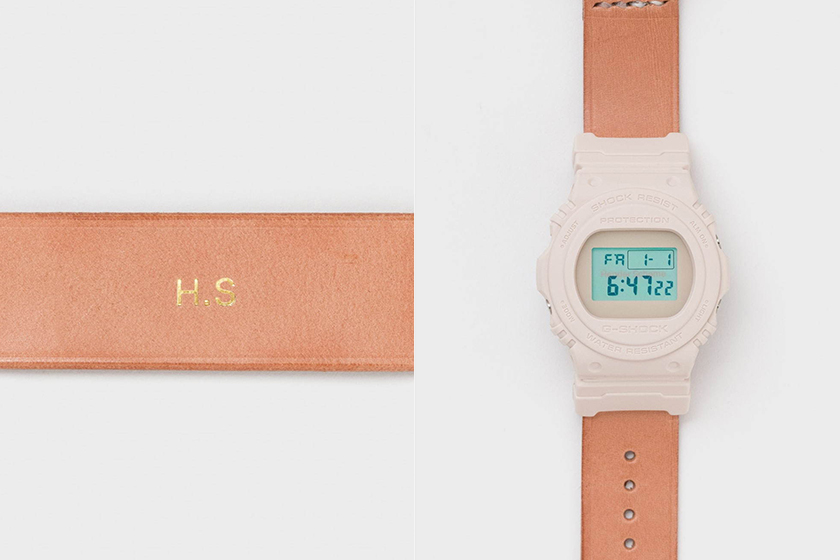Hender Scheme x G-Shock Collaboration DW-5750