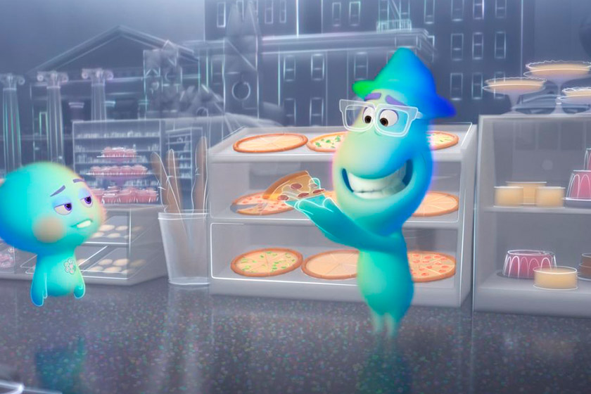 Disney Pixar Soul Animated Film 2020
