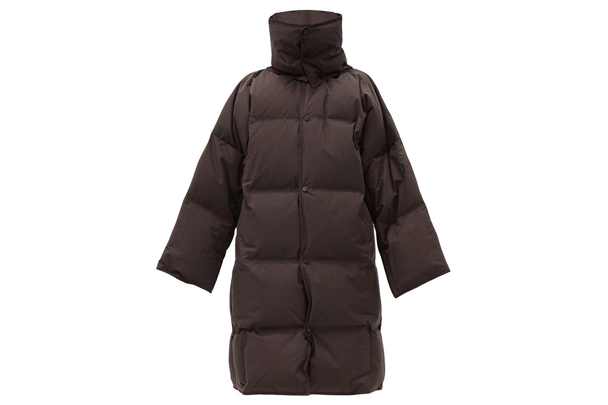 2020 Fall Winter Coat Trend fashion styling tips fashion items Long Coat Thick Coat BOTTEGA VENETA Sacai