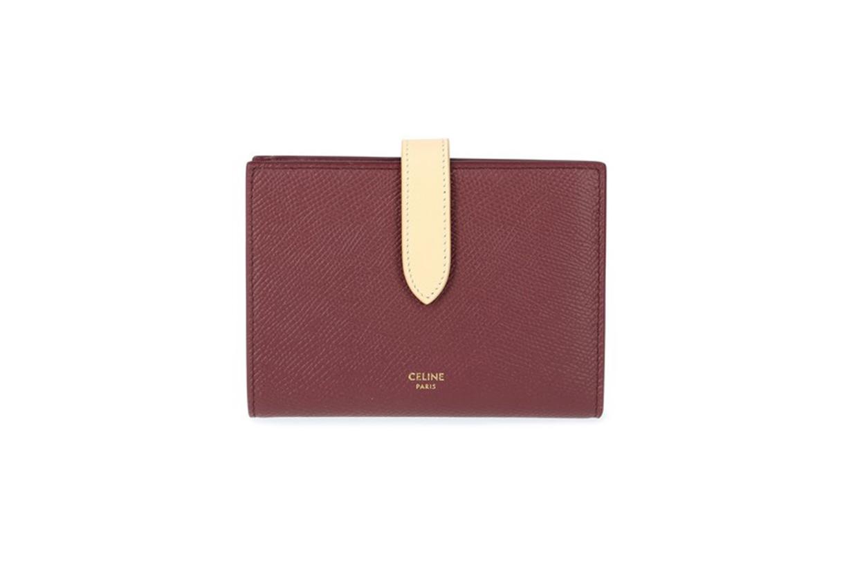 CELINE Essential medium Strap wallet
