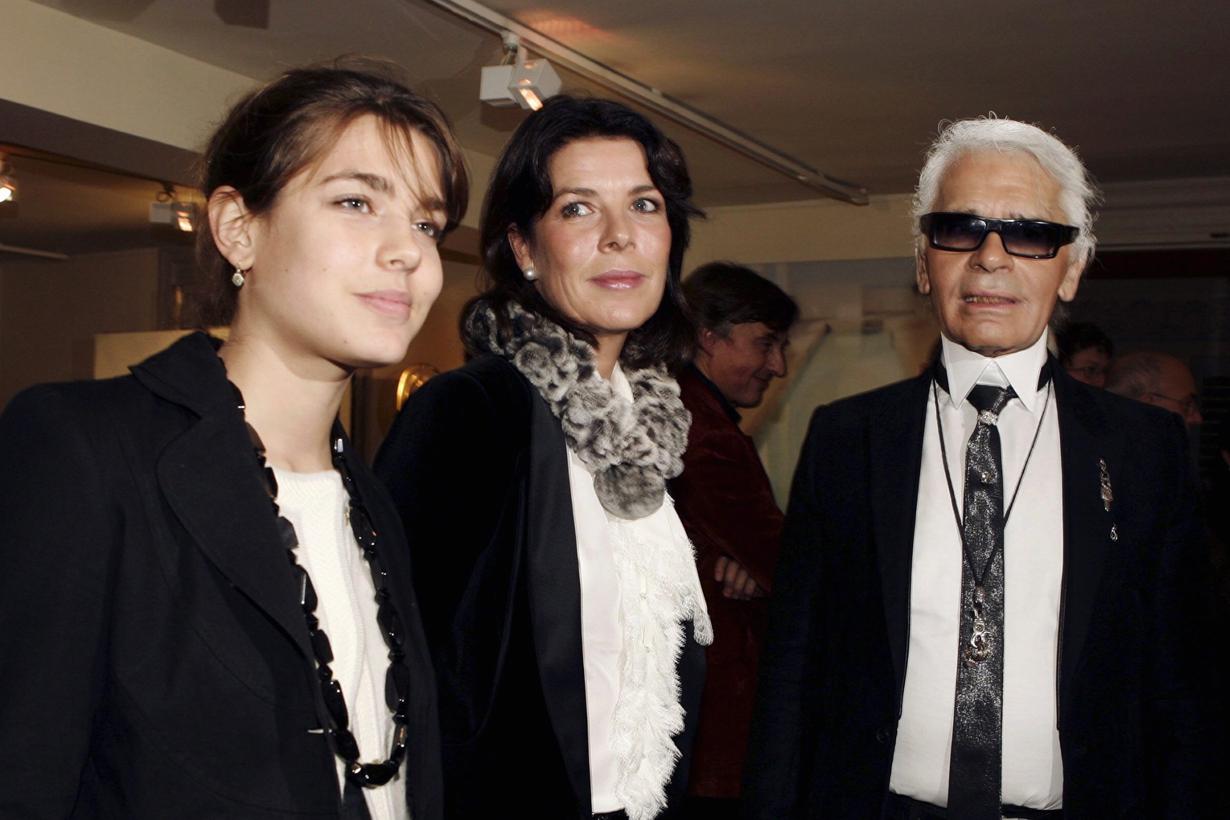 chanel Charlotte Casiraghi Princess Caroline Ambassador story