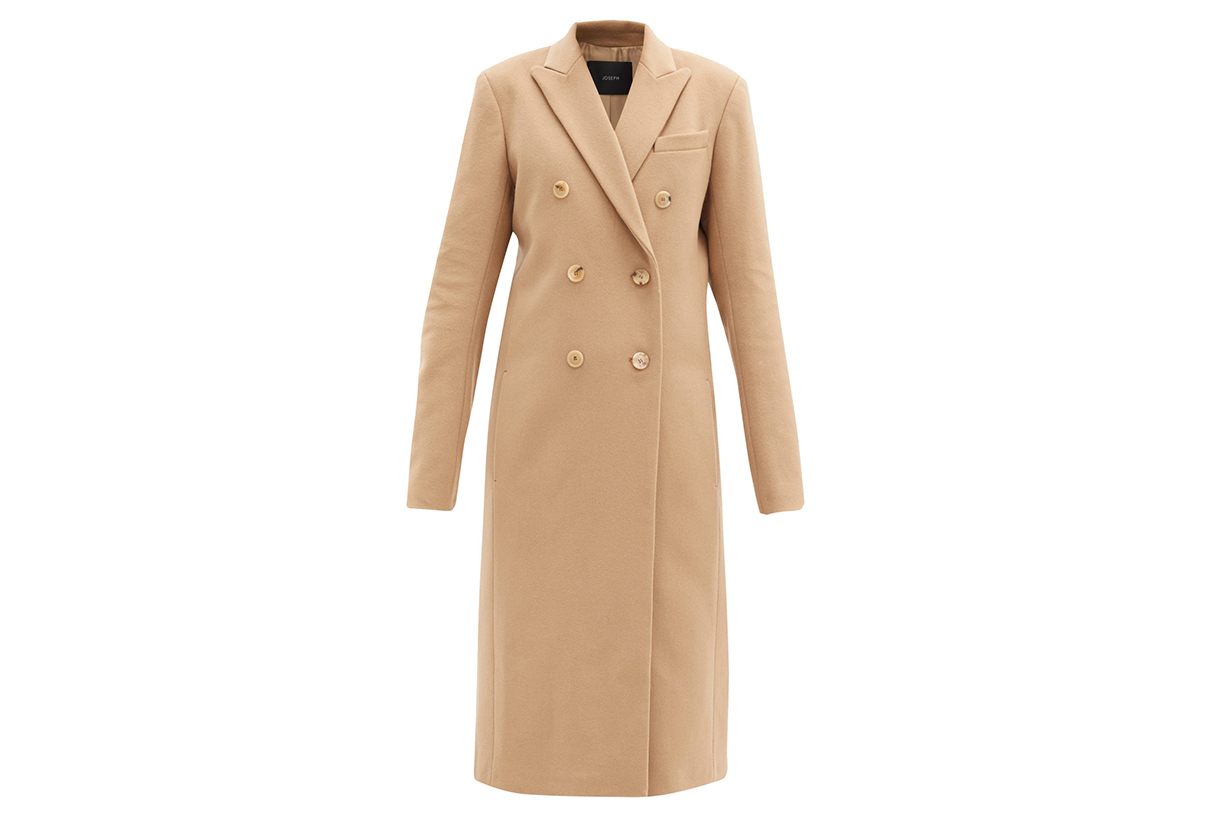 Korean Girls 2020 Fall Winter Fashion trends coat trends fashion items camel coat down jacket