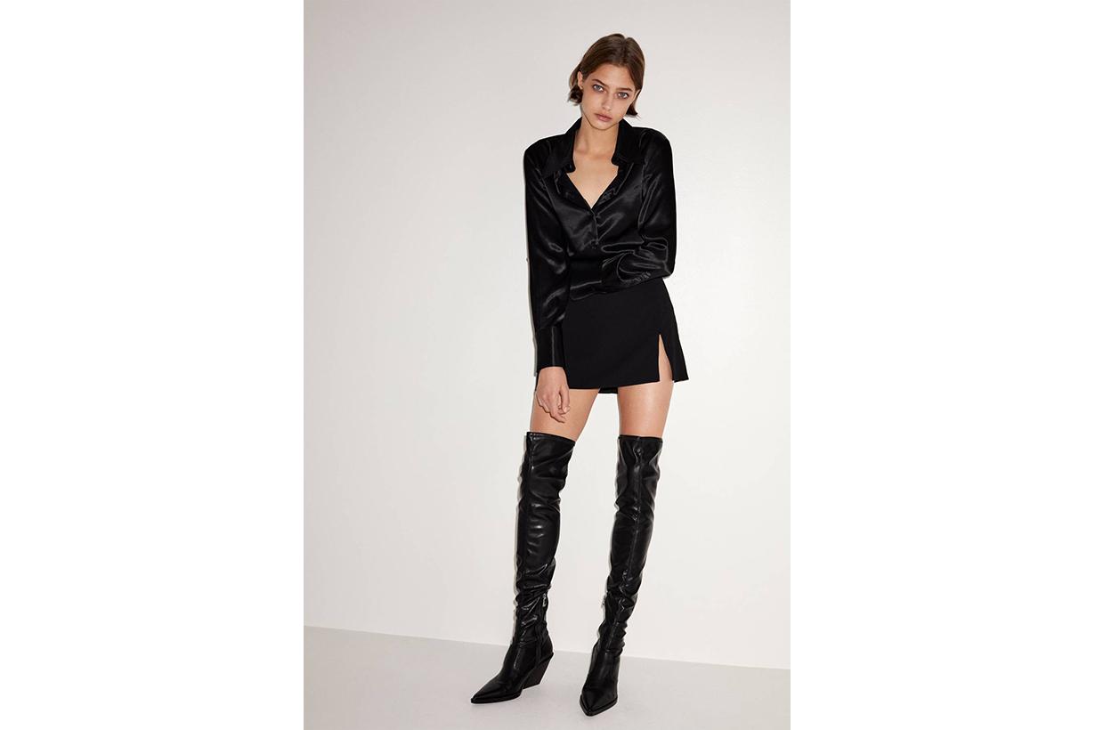 zara 2021ss fashion trend fast fashion