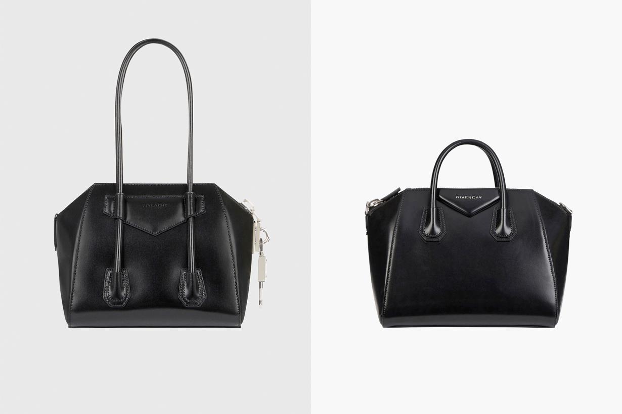 givenchy antigona lock handbags matthew williams 2021 SS