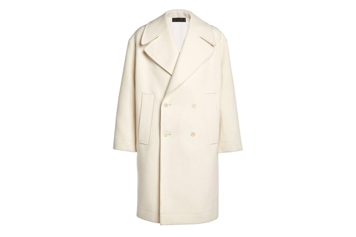 Haider Ackermann Caban Coat