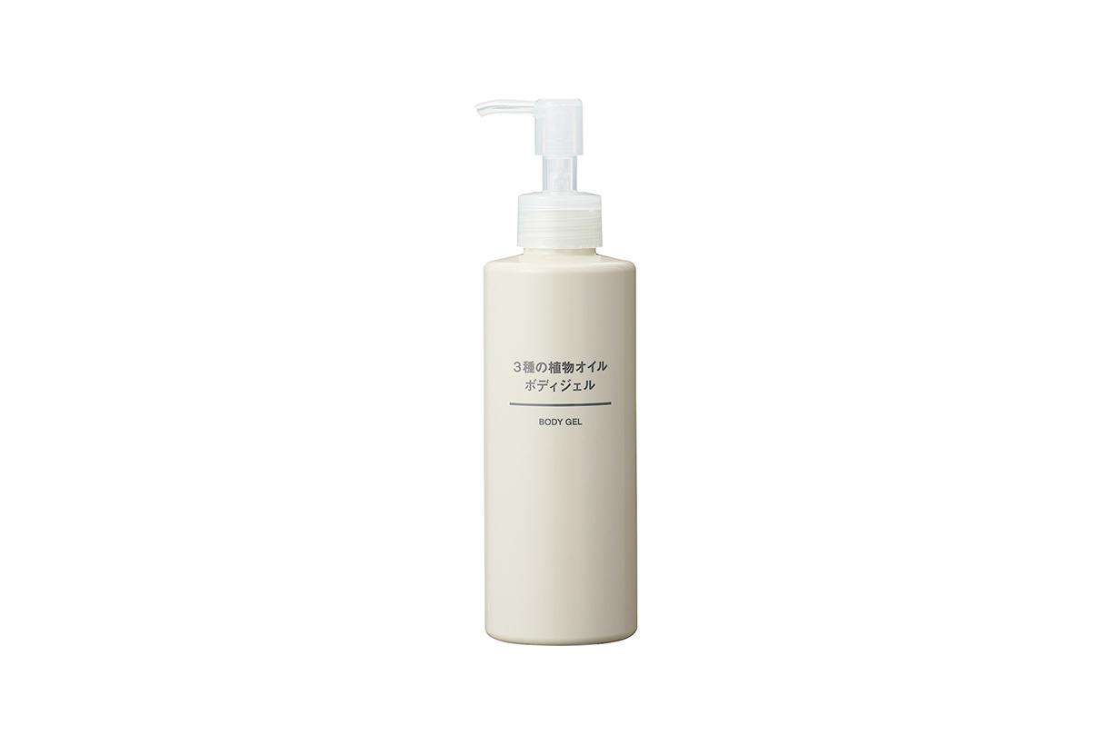 Japan Muji Body Gel Vegetable Oil Aesop John Masters Organics Japanese Skincare Body Care