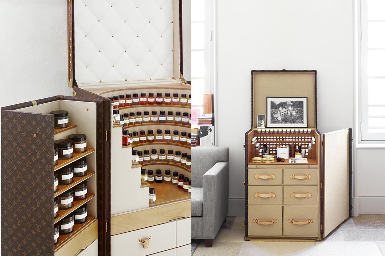 Louis Vuitton  Jacques Cavallier Belletrud  Les Fontaines Parfumées