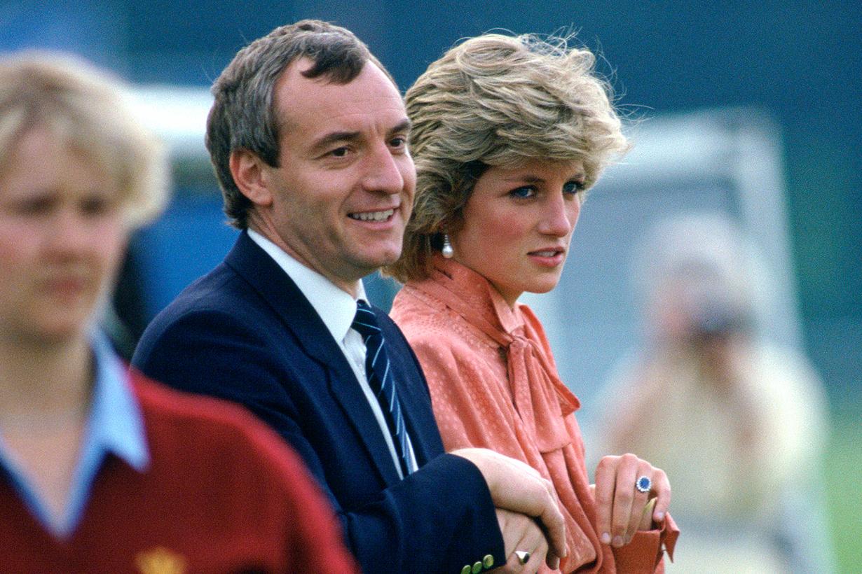 Princess Diana Lady Diana Princess of Wales Prince Charles British Royal Family Barry Mannakee James Hewitt Ken Wharfe Hasnat Khan Dodi Fayed