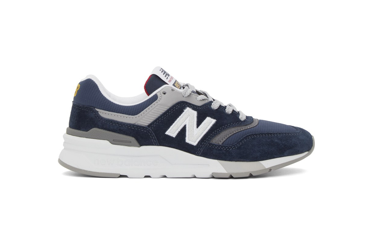NEW BALANCE Navy 997H Sneaker