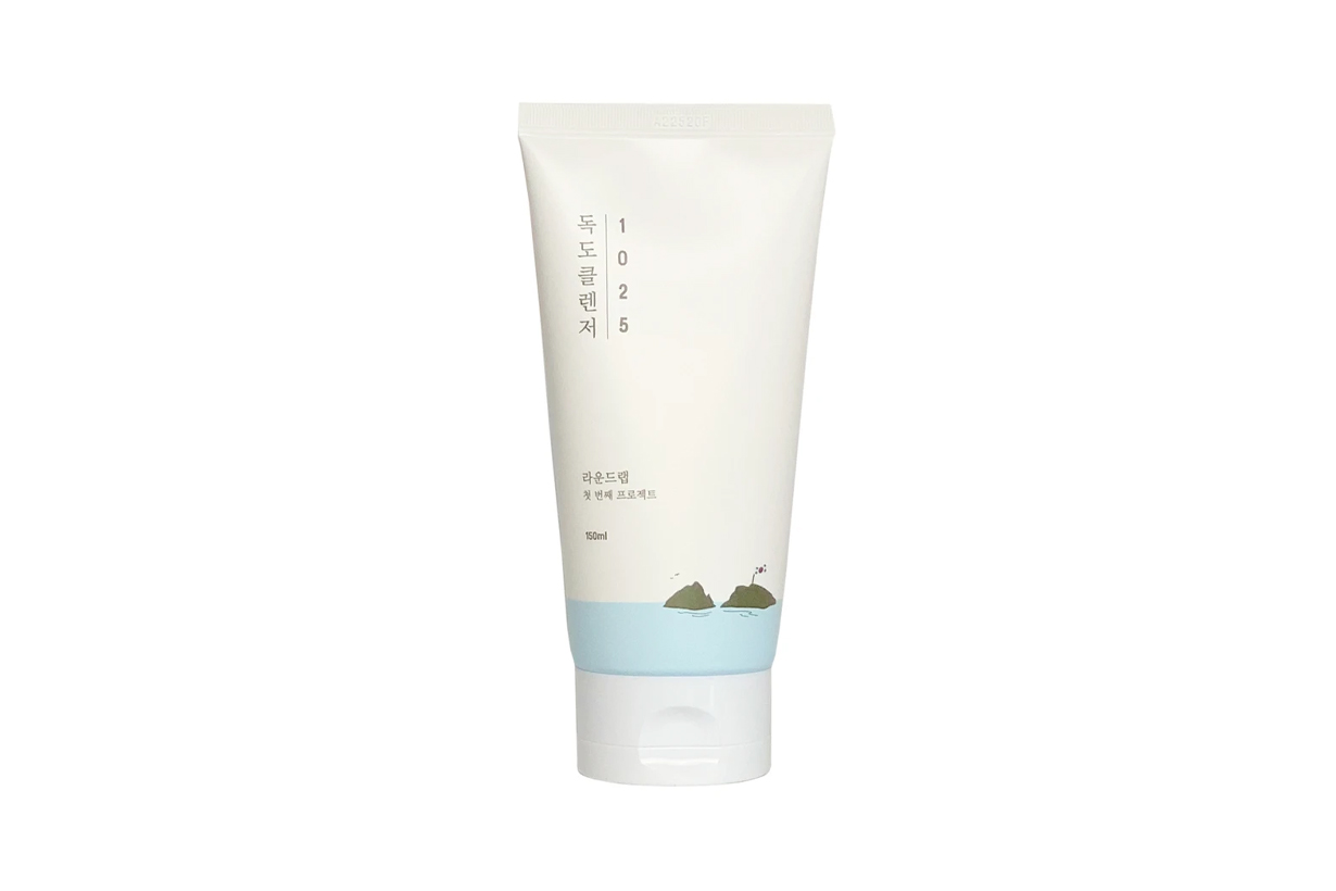Olive Young 2020 Best Selling Makeup Remover Products Bioderma Sensibio H2O Solution micellaire Manyo Factory Pure Cleansing Oil Round A'Round Greentea Pure Cleansing Foam ROUND LAB 1025 Dokdo Cleanser Korean Skincare Korean girls