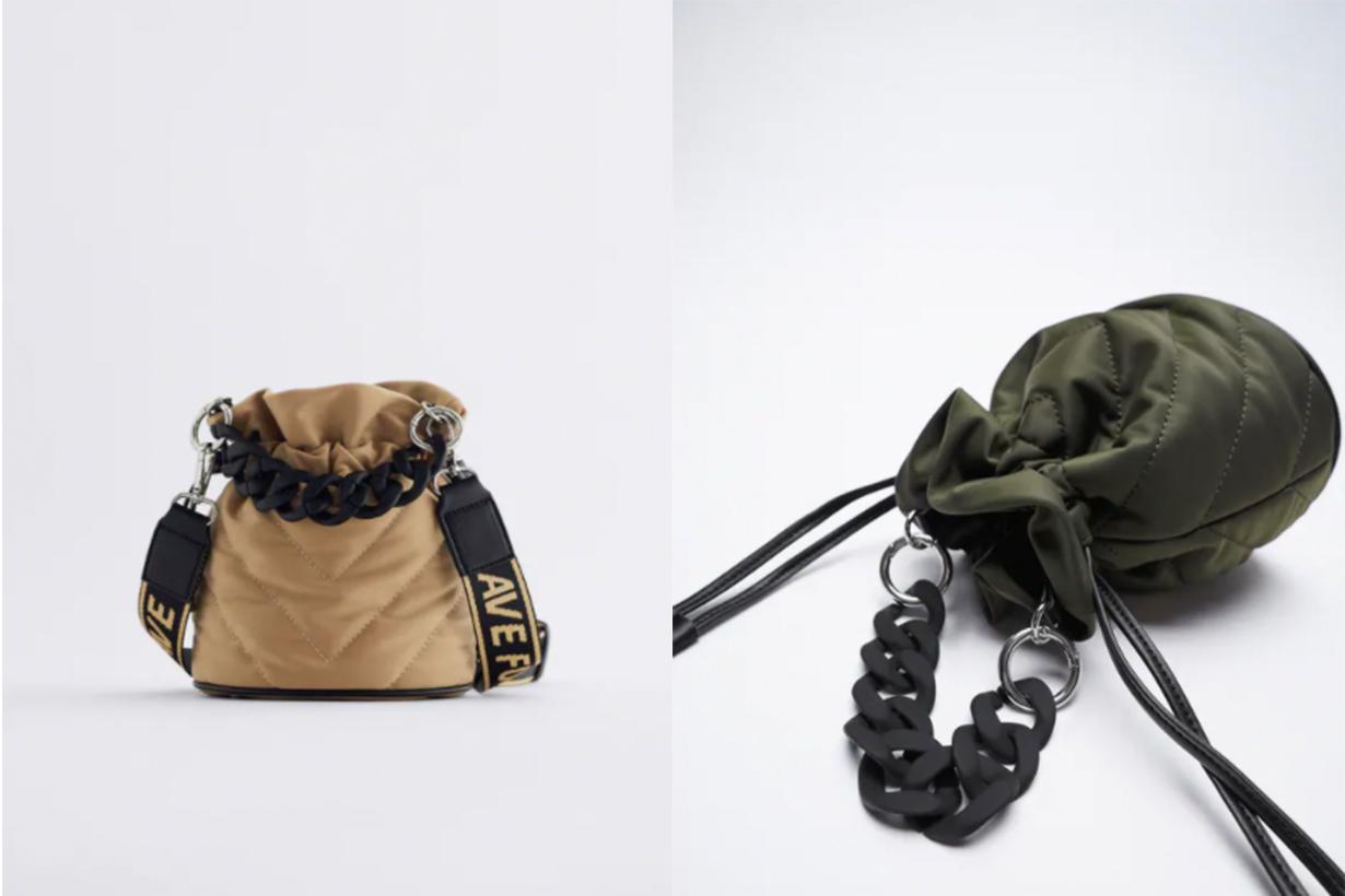 Zara Winter Bag