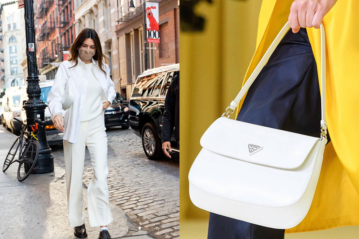 prada cleo bag 2020 fw handbags