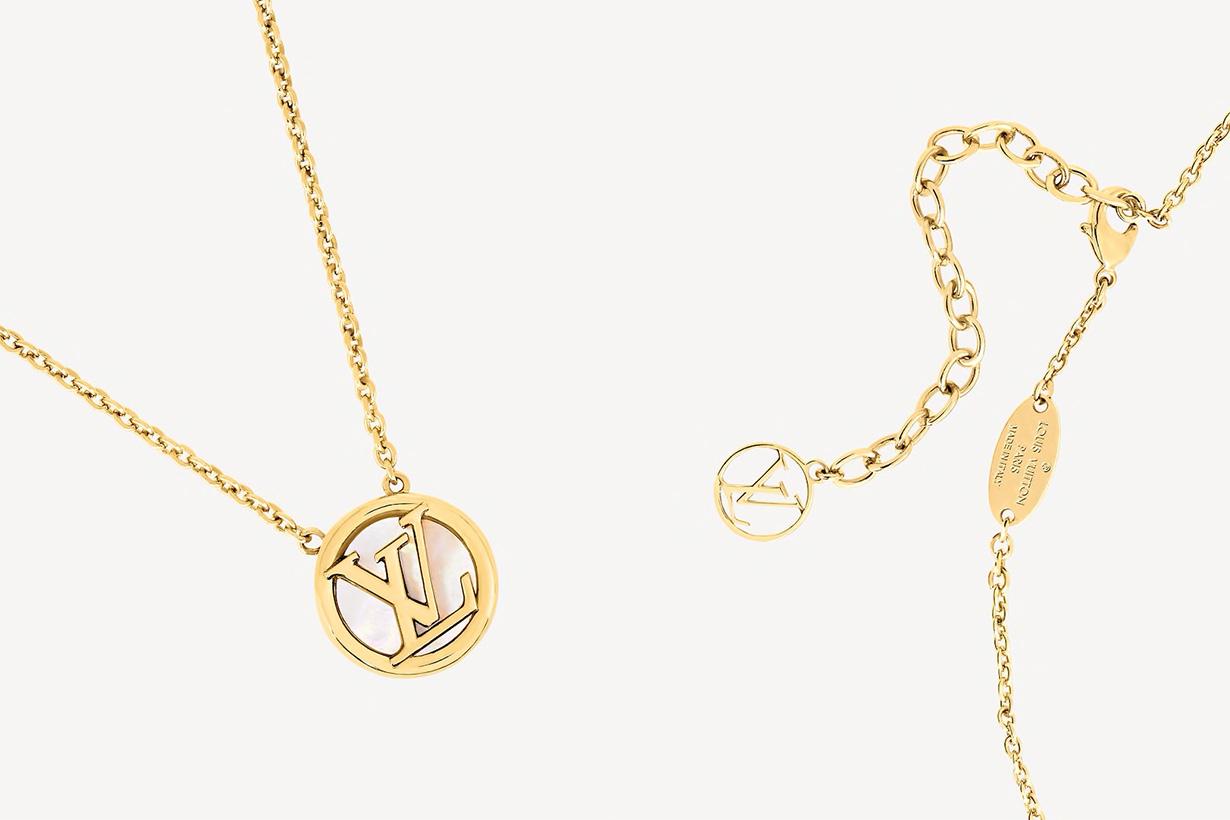 Louis Vuitton necklace bracelet earring Fashion jewellery 2020 Accessories
