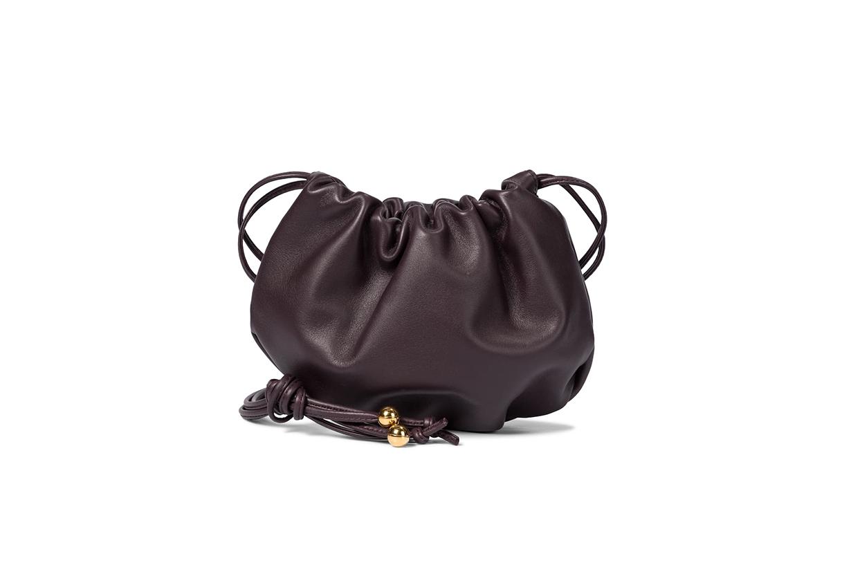 bottega veneta handbags intrecciato bulb mini black white lavender Daniel lee release