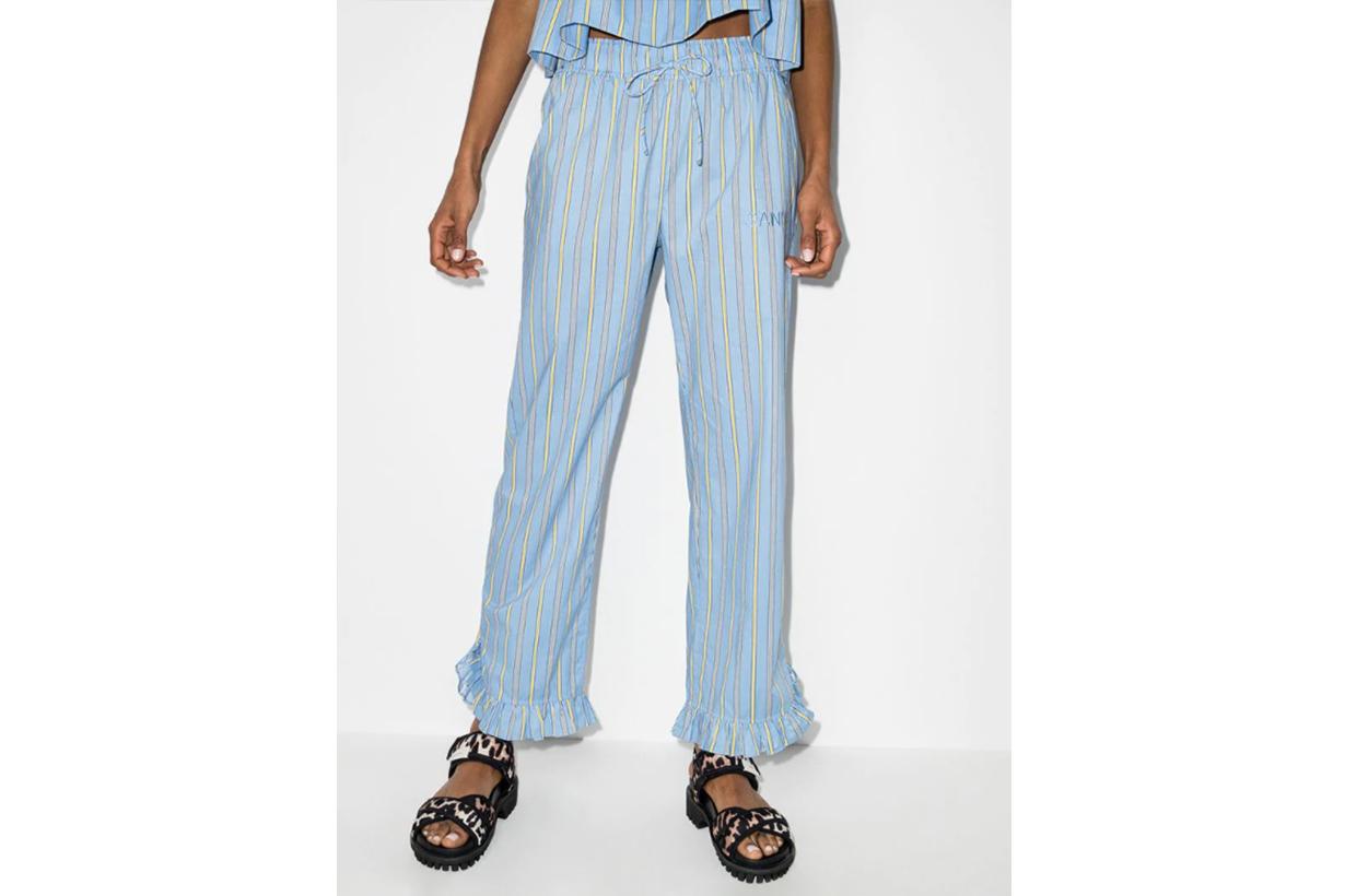 Striped-Cotton-Pyjama-Trousers