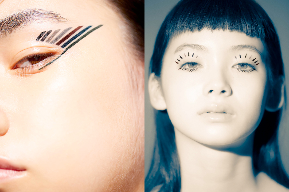 uzu flowfushi eye opening liner black 7 shades