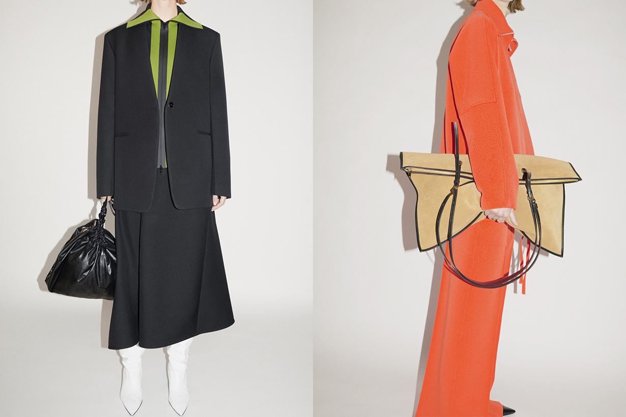 jil sander pre fall 2021 handbags