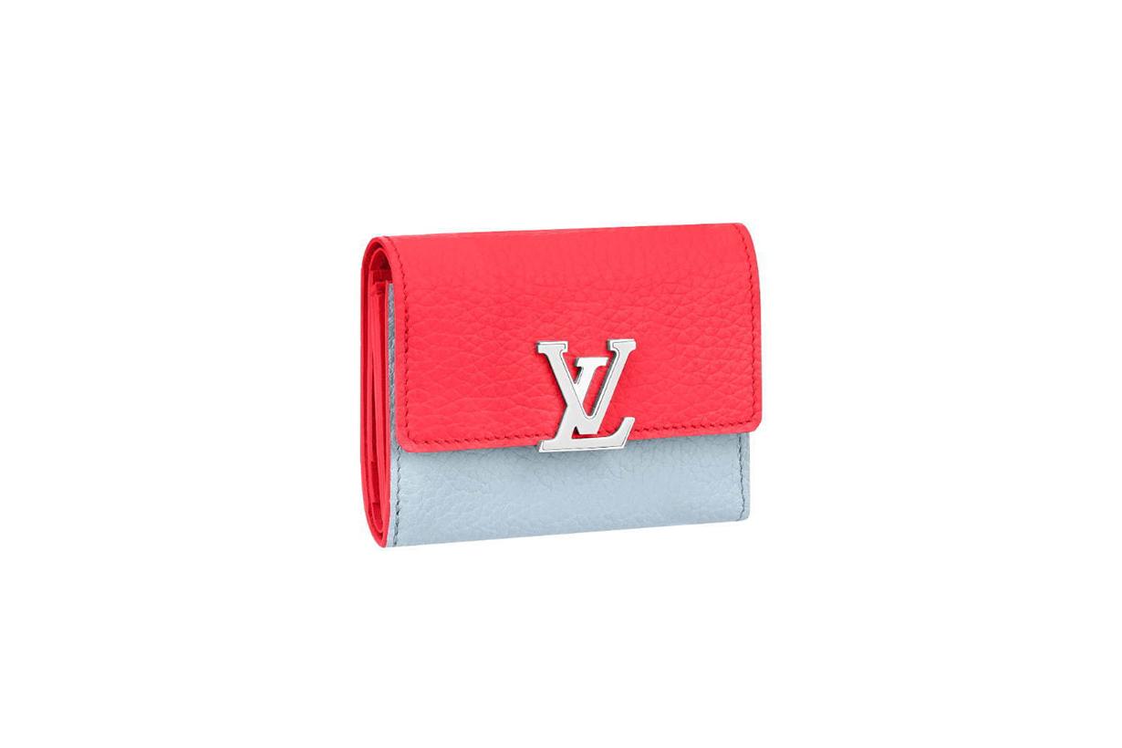 Louis Vuitton Capucines MINI Portefeuille Capucines XS handbags wallets 2021