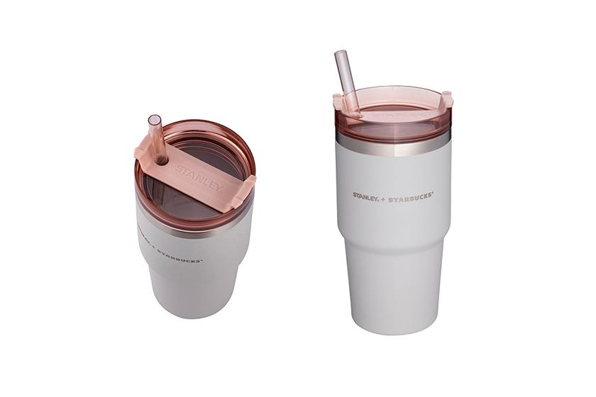 Stanley x Starbucks 2021 Spring Pink Collection