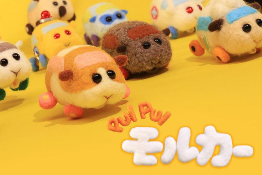 Pui Pui Molcar Anime Japanese Animation