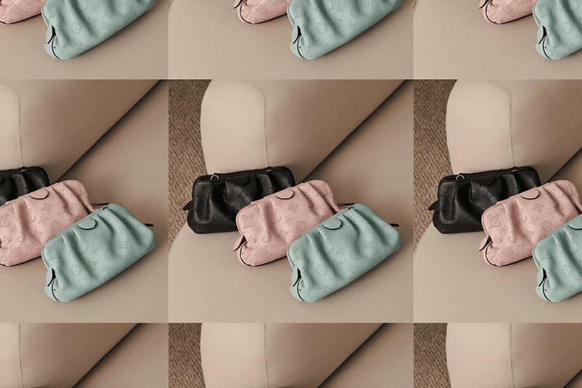 Louis Vuitton Mahina Mini Pouch