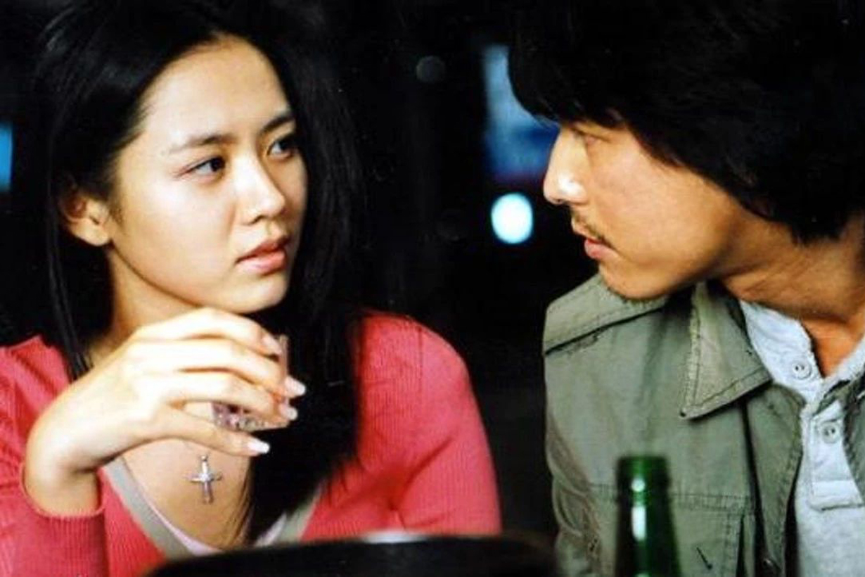 A Moment to Remember Son Ye Jin Jung Woo Sung Alzheimer's disease Korean Romantic Movie Love Movie Love Story Korean idols celebrities actors actresses