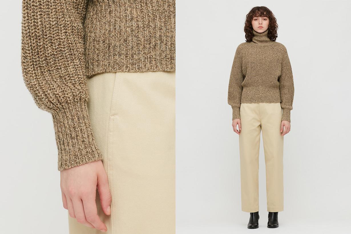 Uniqlo u collection turtleneck sweater