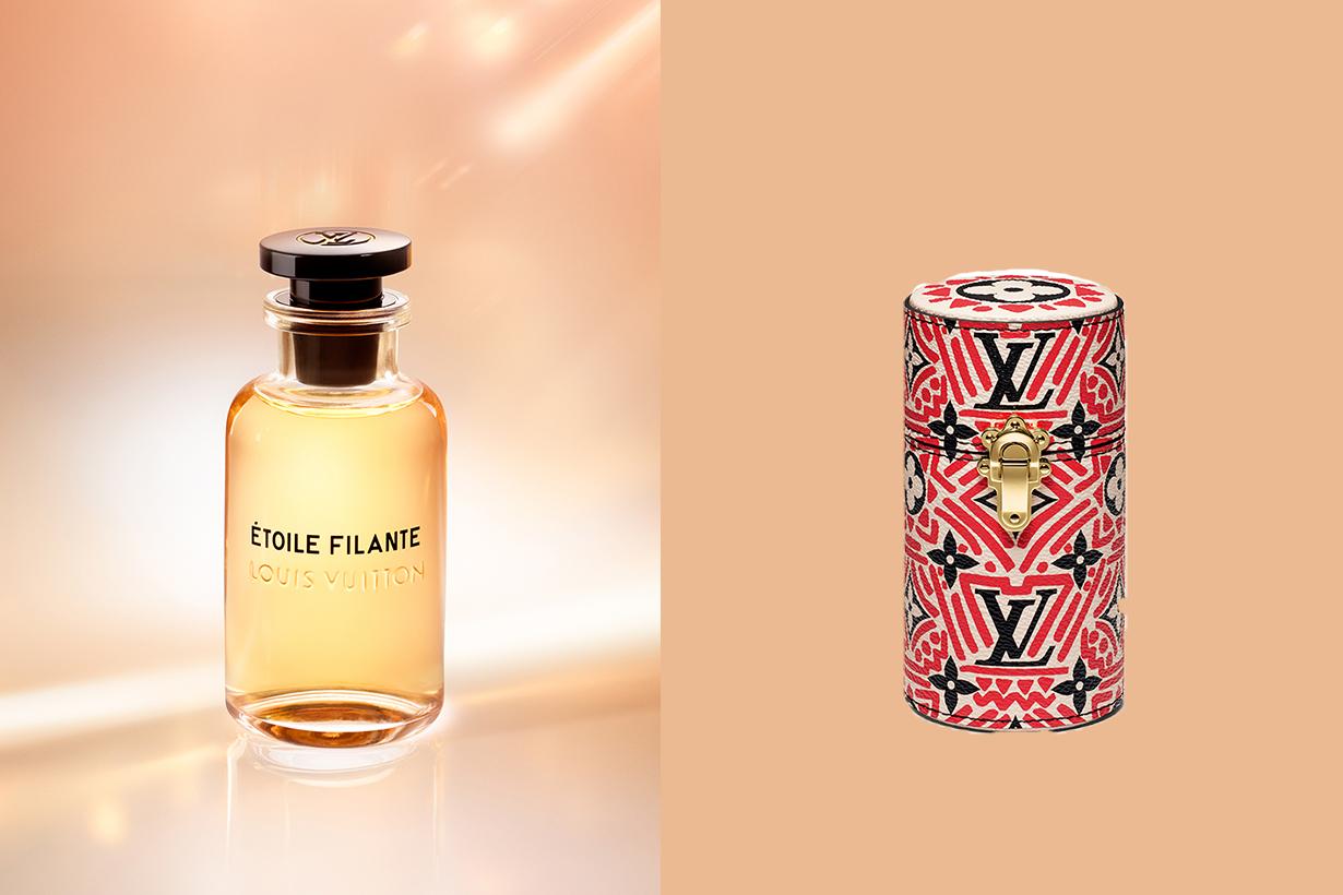 Louis Vuitton Etoile Filante парфюм отзывы