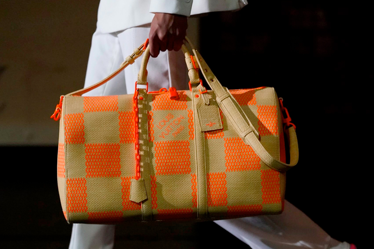 louis vuitton 2021 ss must have men women keepall handbags