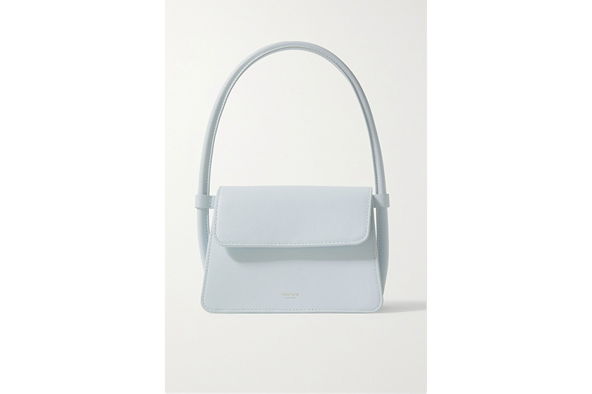 Arden leather tote