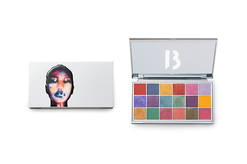 BYREDO Prismic Eyeshadow Palette 18 Colors