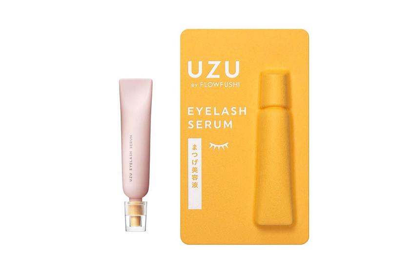UZU by Flowfushi 2021 new Eyelash serum