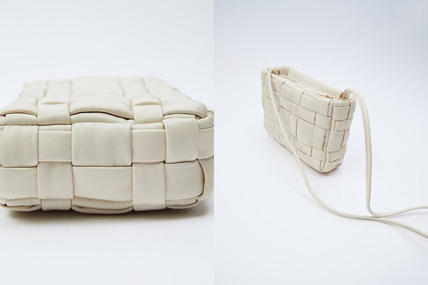 Zara Mini Bag White Handbag